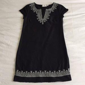 Vineyard Vines Black Tunic Dress